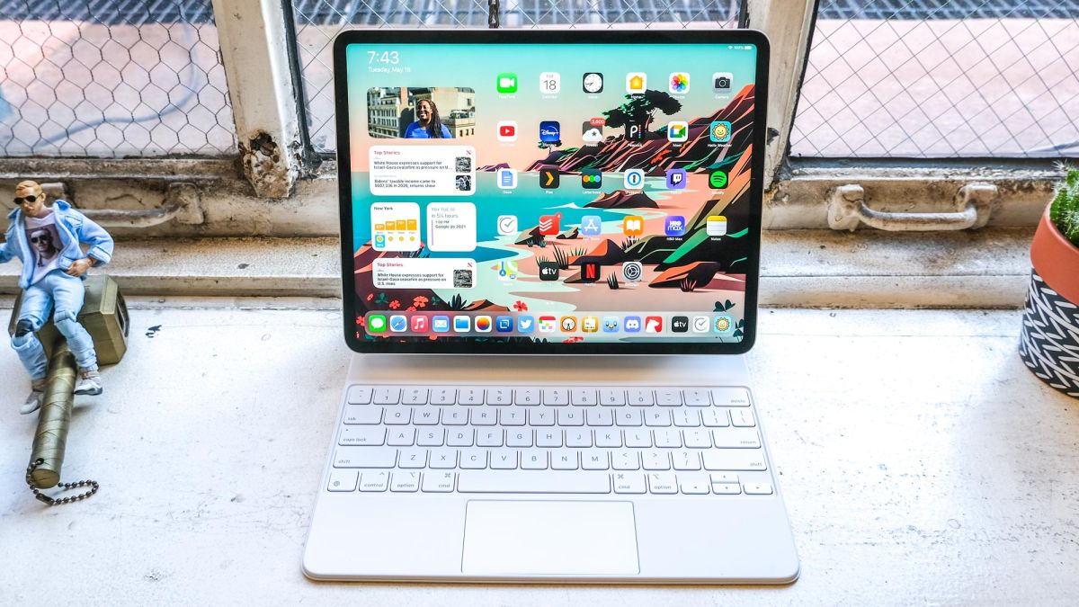 iPad Pro 2021 (12.9-inch) review: The best kind of overkill
