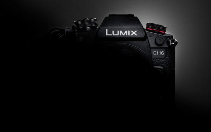 Panasonic Announces Development of Lumix GH6 Camera