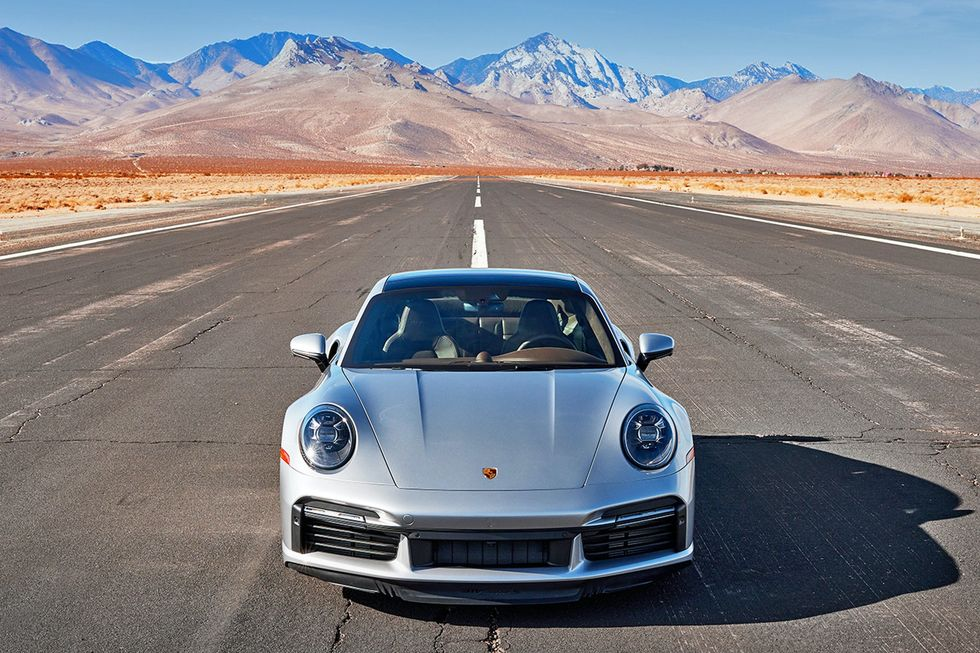 Help Save Lives by Trying to Win a Porsche 911 Turbo S
