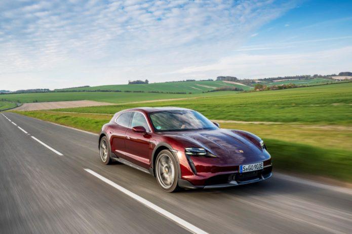 Porsche Taycan Cross Turismo review