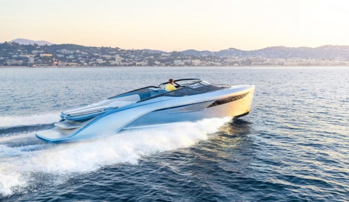 Princess R35 yacht tour: Designer boat is more than just a pretty face