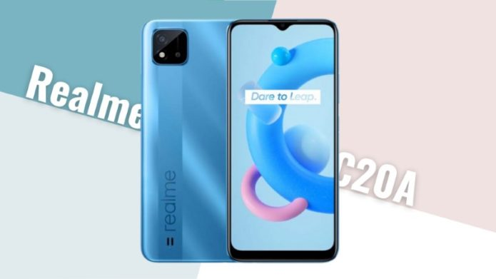 Realme C20A with 5,000mAh battery, 6.5-inch HD+ display launched: price, specifications