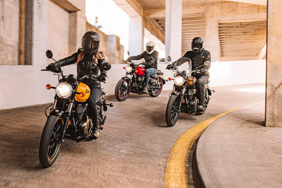 Five Reasons to Buy a Motorcycle This Year