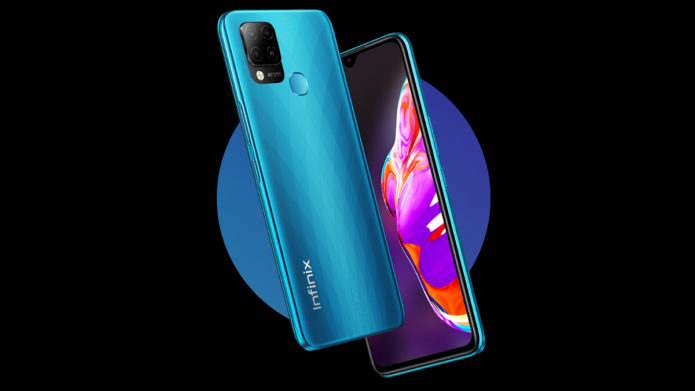 Infinix HOT 10T with 6.82-inch HD+ display, MediaTek Helio G70 launched: price, specifications