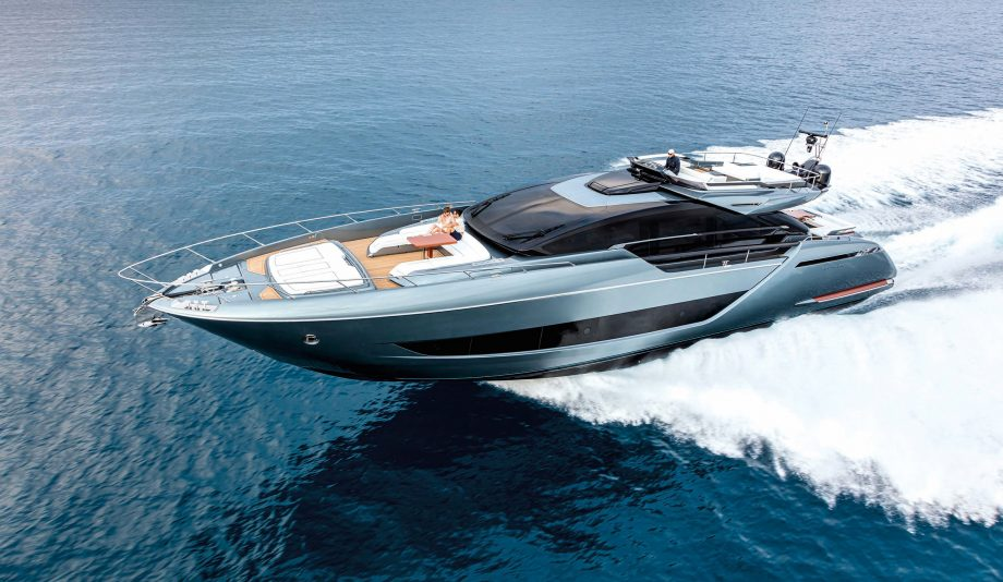Riva 88 Folgore first look: The new high watermark for big boat style
