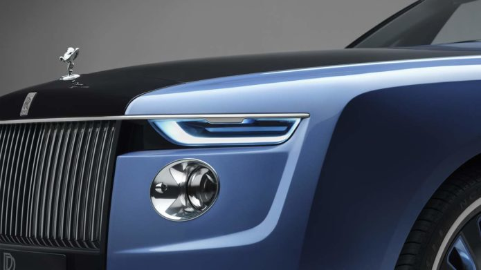 Rolls-Royce Boat Tail is opening the doors to coachbuilt perfection