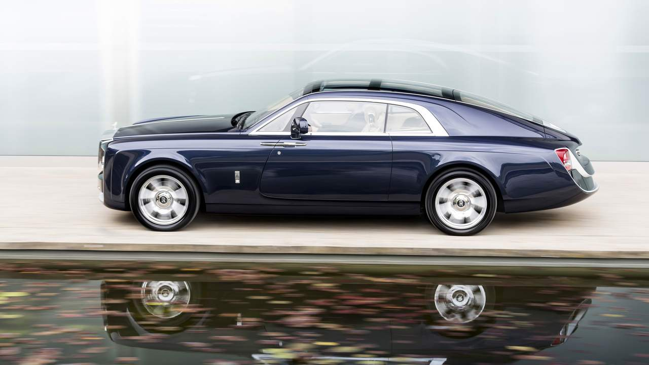 Rolls-Royce resurrects Coachbuild department to create one-off luxury cars