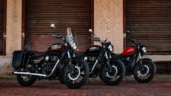 Royal Enfield's New Meteor 350 Is Smooth, Fun and Crazy Approachable