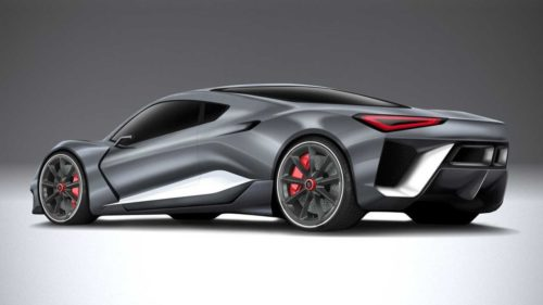 Swiss car builder Morand is building its first hypercar in hybrid and electric versions