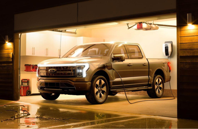 Ford F-150 Lightning Can Keep the Lights On When Your Power Goes Out