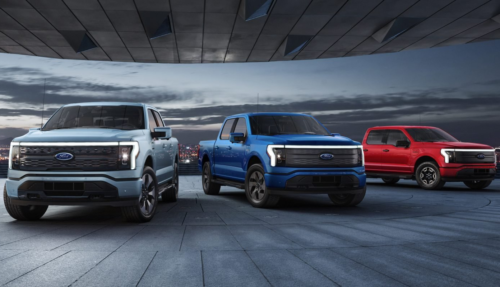 2022 Ford F-150 Lightning First Ride Review