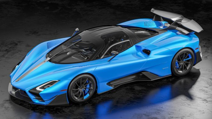 SSC Gave the Track-Only Tuatara 500 More Horsepower