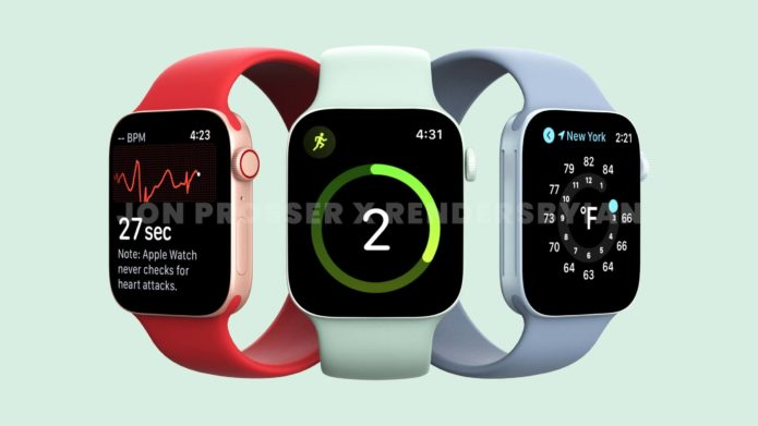Apple Watch 7 leak just revealed huge redesign — here's your first look