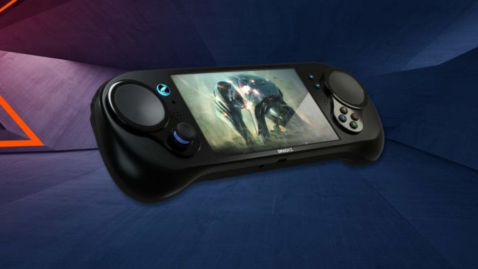 Smach Z gaming PC handheld becomes another cautionary tale