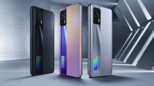 Realme X7 Max specifications spotted on alleged retail box image