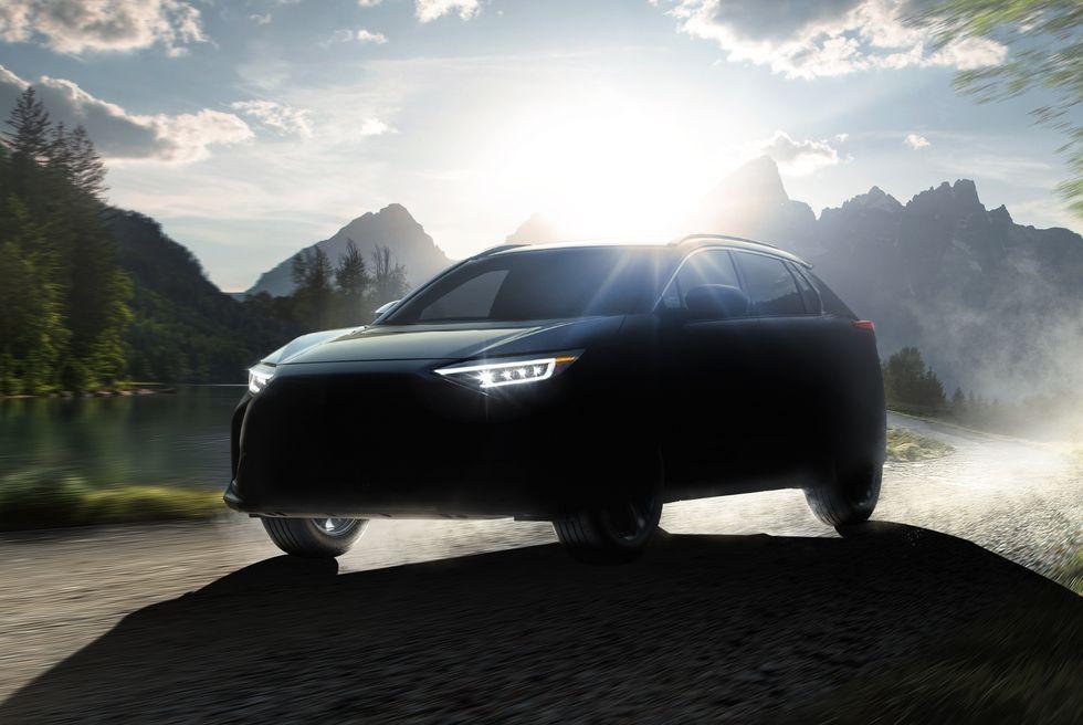 Meet the SUV That Will Define Subaru's Future