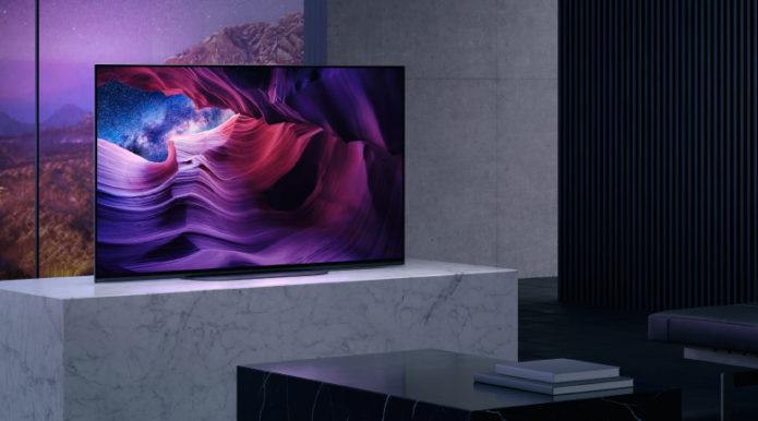 Sony KE-48A9 review