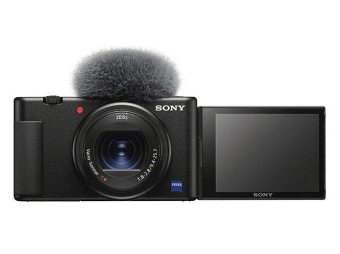 Confirmed : New E-Mount Vlogger Camera Name is Sony ZV-E10