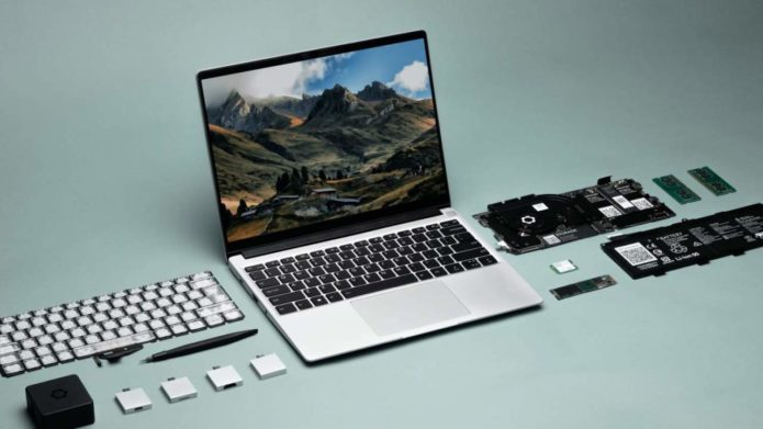 Framework repairable laptop hits preorder status
