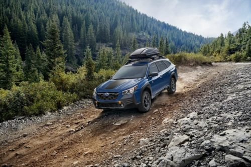 2022 Subaru Outback Wilderness First Drive Review: Tougher By Nature
