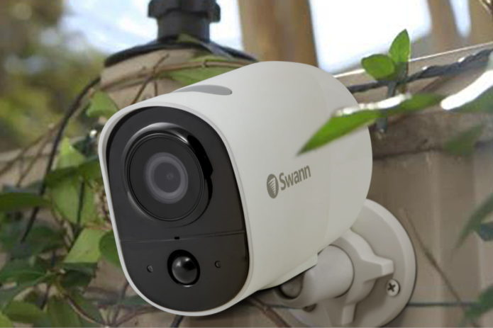Swann Xtreem security camera boasts 6-month battery, heat and motion sensing