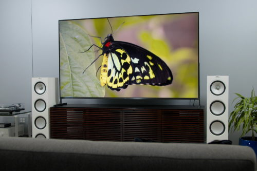 TCL 85R745 85-inch 4K HDR TV review