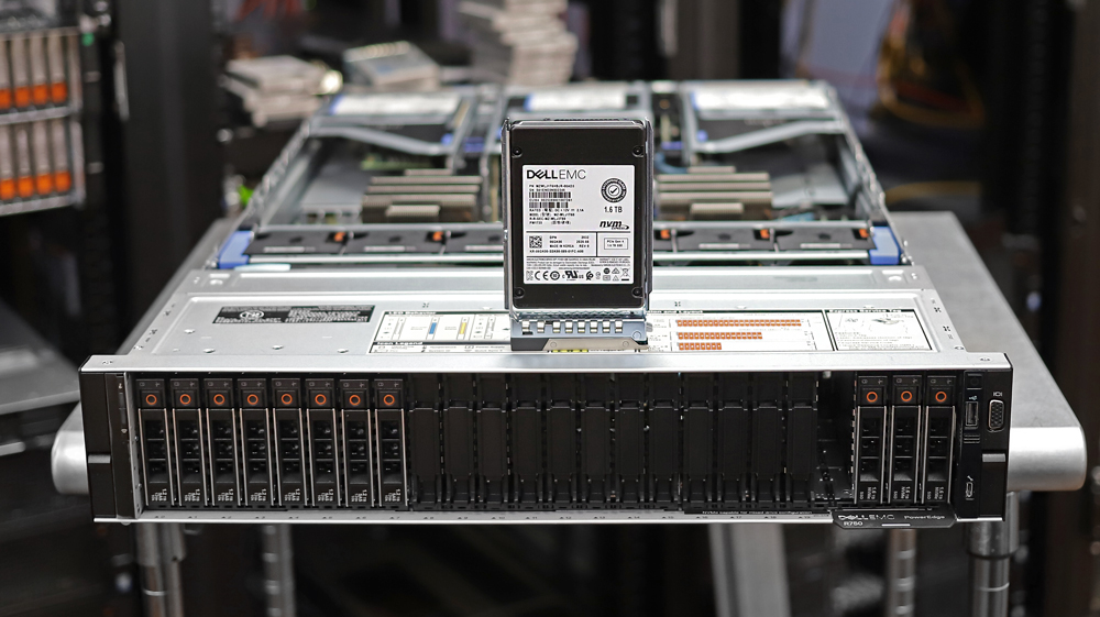 Dell EMC PowerEdge R750 review