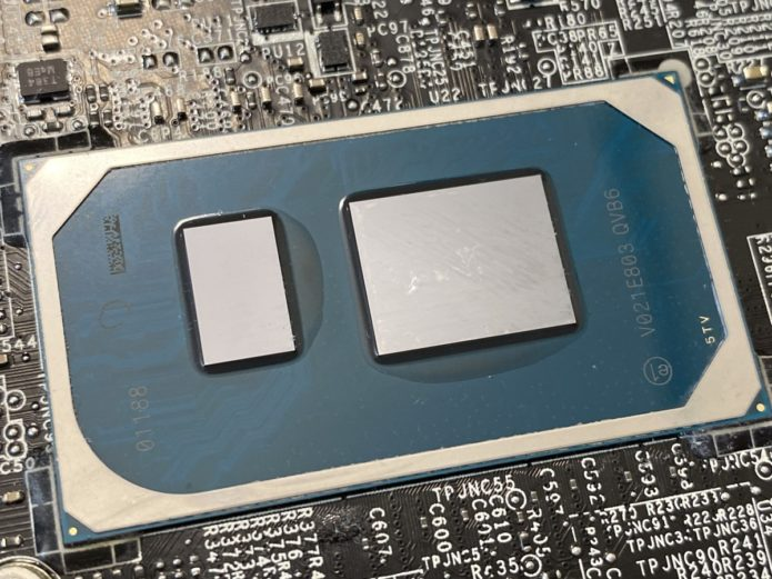 Intel adds 5GHz and 5G to its Tiger Lake notebook processors