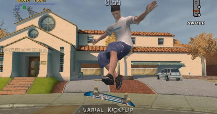 Tony Hawk's Pro Skater 3 remake may have been revealed by... a punk band?