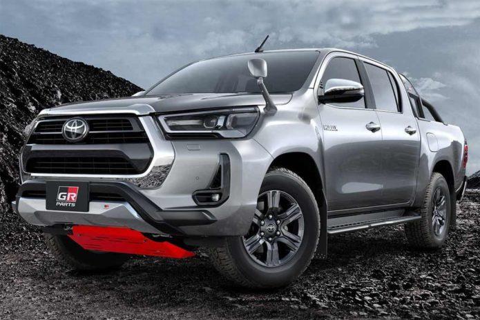 Tougher new Toyota HiLux GR Sport just months away