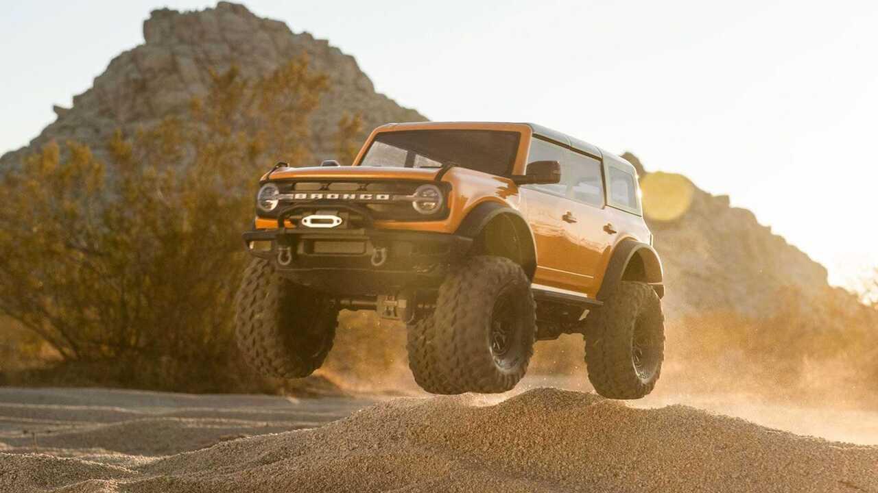 Ford Bronco TRX-4