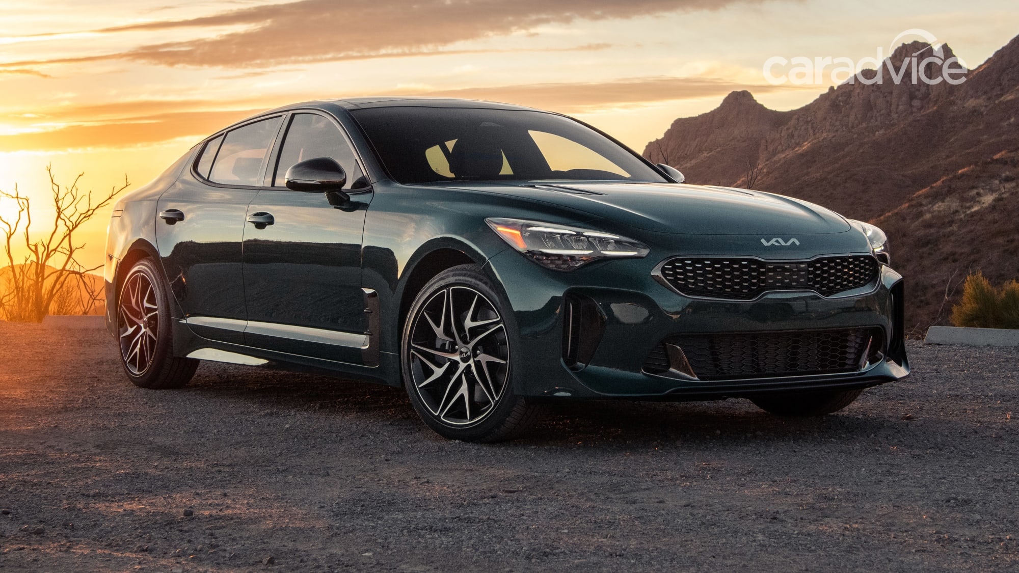2021 Kia Stinger: 2.5-litre turbo engine ruled out for Australia