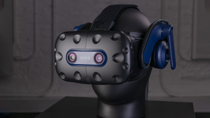 HTC Vive Pro 2 revealed: finally, a real Valve Index rival emerges