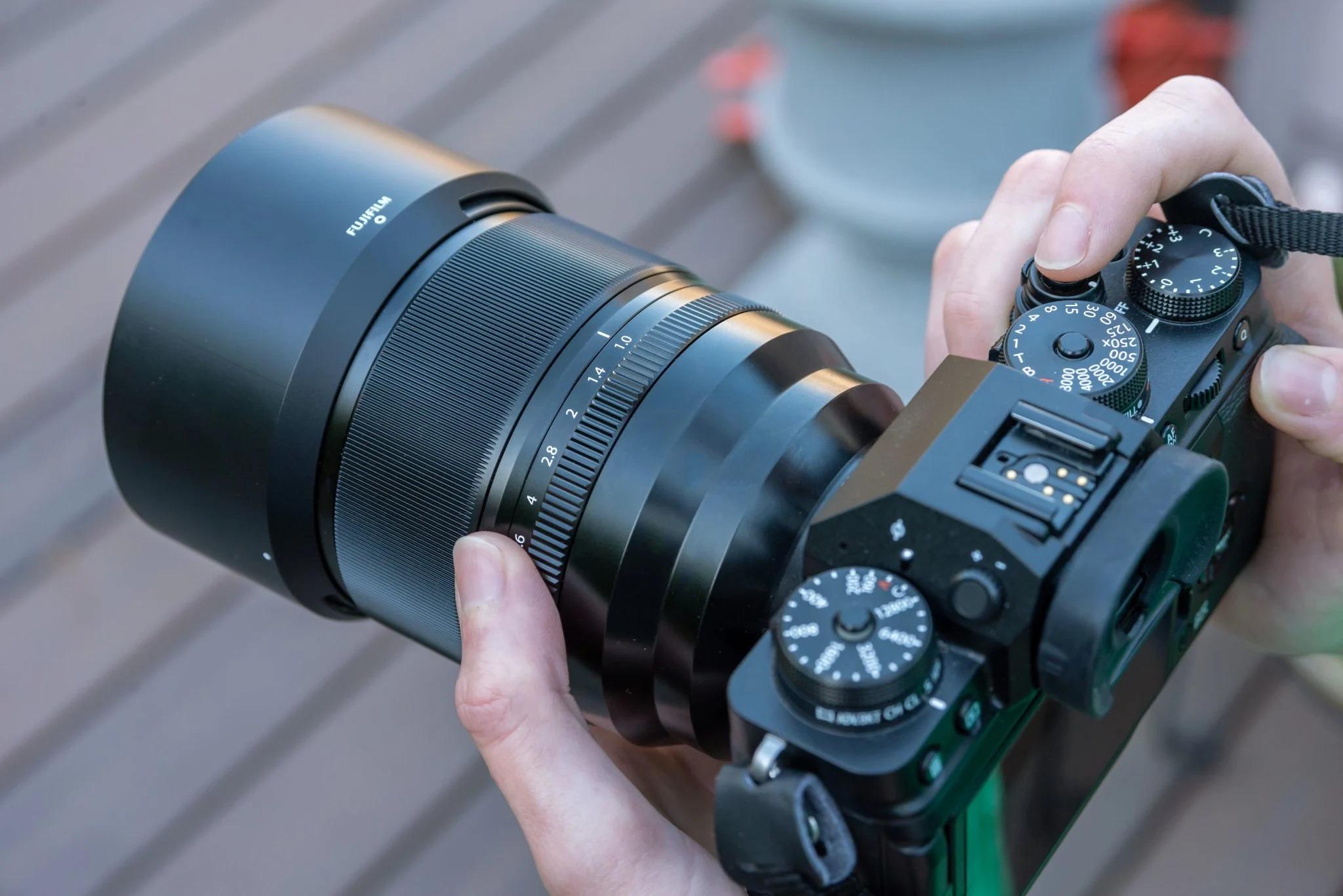 Fujifilm Fujinon XF 50mm F1.0 R WR Review