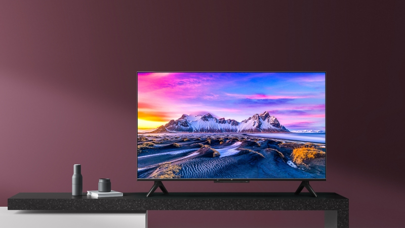 Xiaomi Mi TV P1 smart TVs launched in four screen sizes: price, specifications, and features