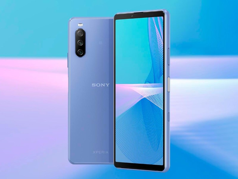 Sony Xperia 10 III is a budget 5G OLED phone (that comes with free Sony headphones)