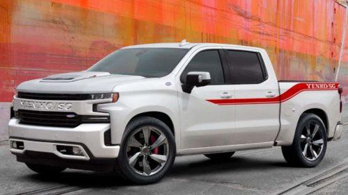 2021 Yenko/SC Silverado California Edition has 710 horsepower