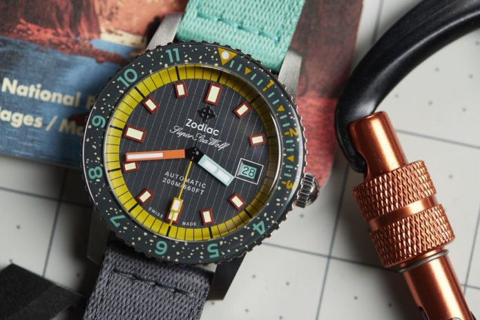 This Is Hands Down the Coolest Dive Watch of 2021