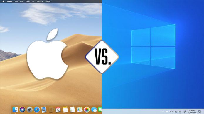 Windows 11 vs macOS