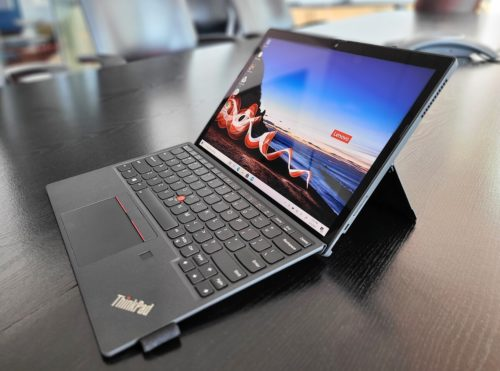 Lenovo ThinkPad X12 Detachable Gen 1 review: A value tablet for business