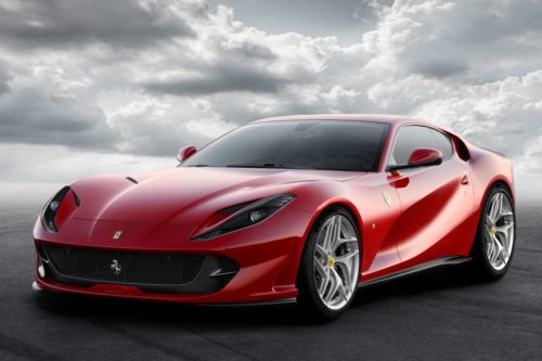Ferrari 812 Superfast Lives Up to Its Name, Tops 205 MPH on the Autobahn