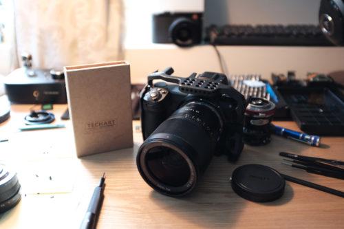 Sony E-mount lenses on Nikon Z cameras – Techart TZE-01 Review