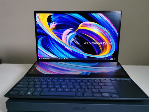 Asus ZenBook Pro Duo 15 OLED Laptop Review: Perfect for Content Creators?