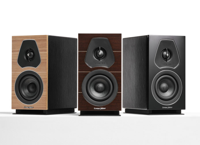 Sonus faber Lumina II Standmount Speaker