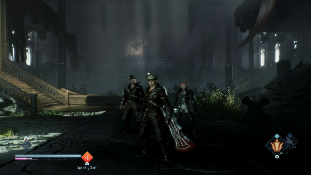 Strangers of Paradise: Final Fantasy Origin