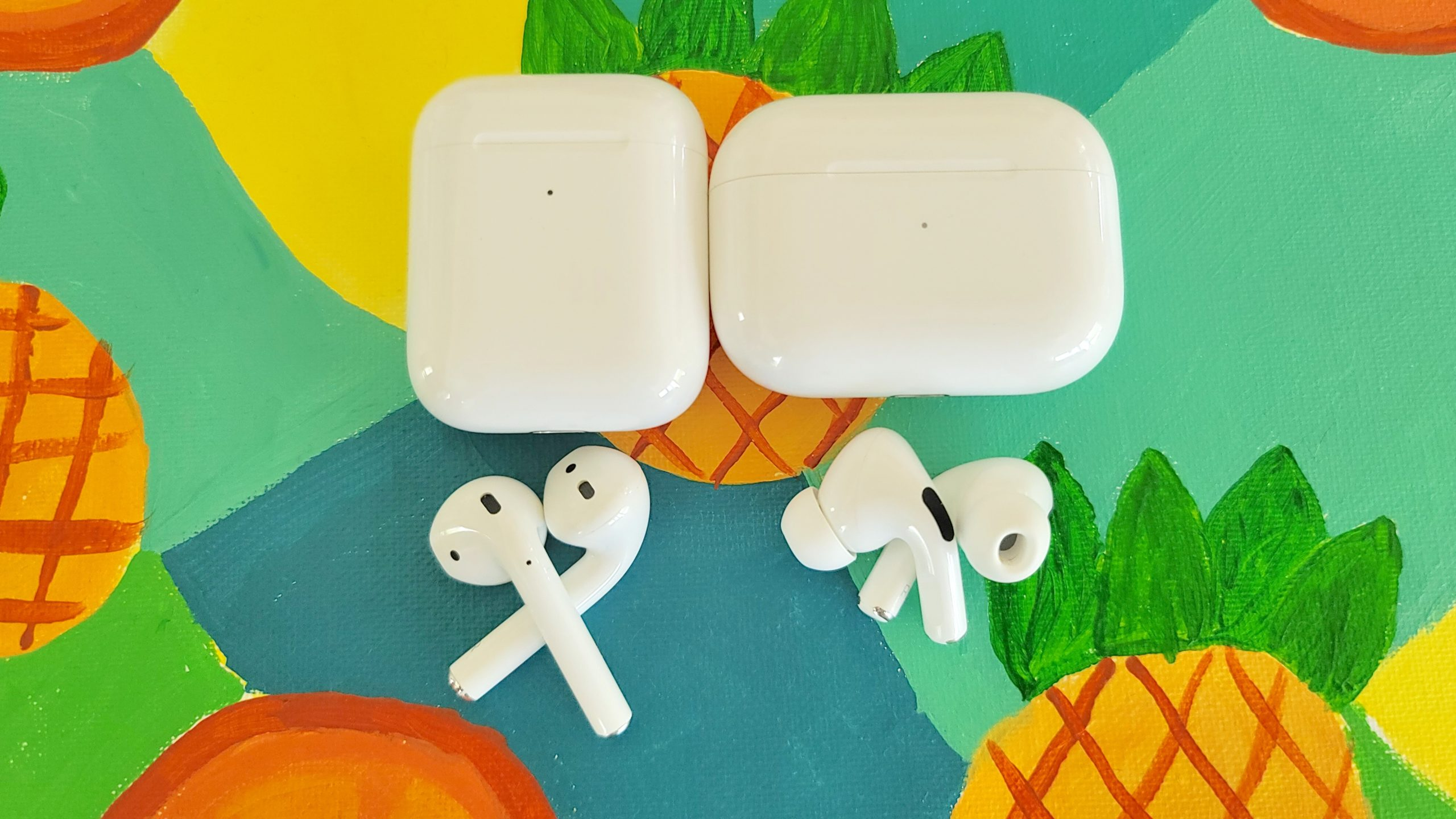 AirPods 2 vs. AirPods Pro