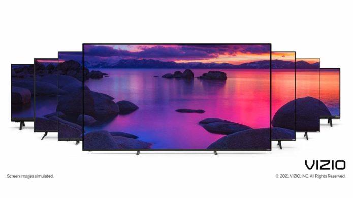 2022 VIZIO smart TV