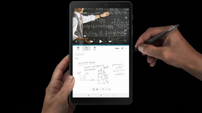Galaxy Tab A 8.0 (2019) with S Pen