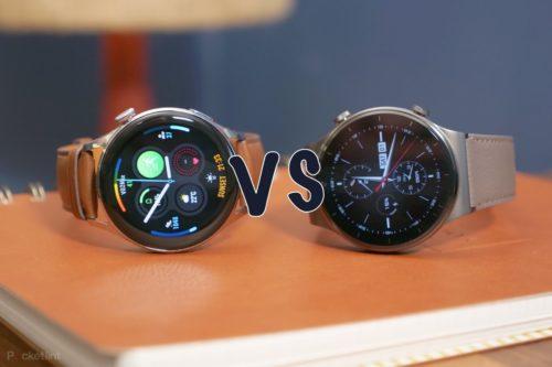 Huawei Watch 3 vs Huawei Watch GT 2 Pro: What's changed?