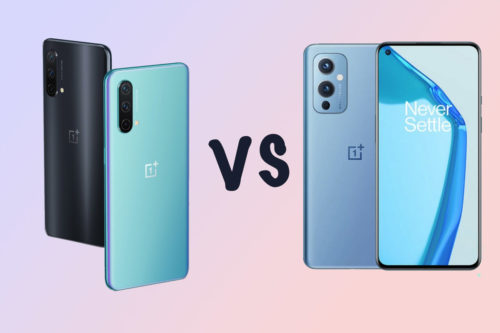 OnePlus Nord CE 5G vs OnePlus 9: What's the difference?